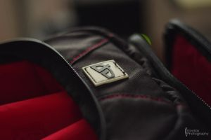 DA Logo Backpack 2 by Nordas