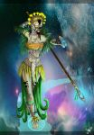 Spirit of Earth by Toa-Lagara