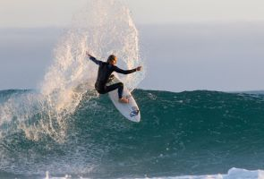 Surfer Action by firouz222