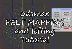 Tutorial Peltmapping Lofting by Athey