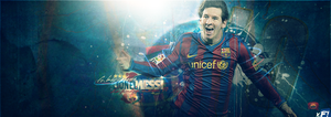 Lionel Messi by FuTboleroArTs