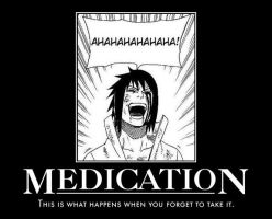 Medication 5 years ago in humourous