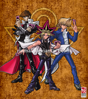 Yu-Gi-Oh! Duel Monsters by Riomak