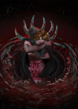I'm in HELL by karinusechek