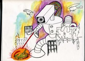 CityBot by heely