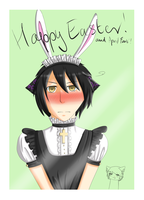 Happy (late) Easter! by reku89