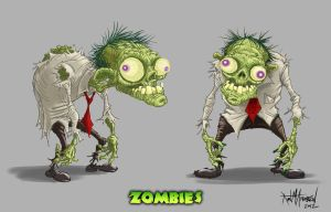 ZOMBIES 1 by KurtMAndersen