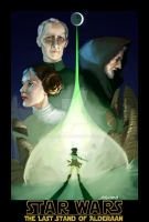 The Last Stand of Alderaan by cyanineblu