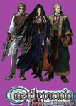 Castlevania Order of Ecclesia characters by PikachuStar93