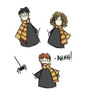 Potter pals by tamarii