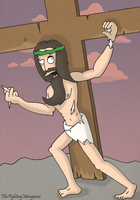 Sweet Zombie Jesus by TheFightingMongooses