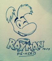 PS Heroes: Rayman by FREFER9