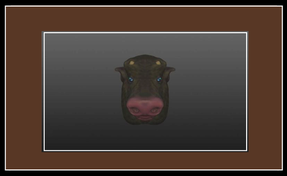 Cow Modle C1xm by rayesmith