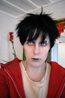 R - Warm bodies - Cosplay Preview by Kozekito