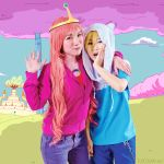 Adventure Time: What Am I To You? by behindinfinity