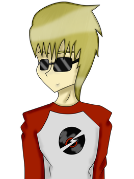 Dave Strider by ShizaLuckyDevil
