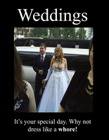 Demotivational Posters Wedding by Moeraycomics