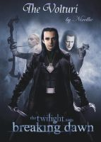 The Volturi Breaking Dawn by Nirellie