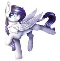 Aristo Flare [AT] (+Speedpaint) by Cloud-Drawings