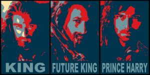 TGD #2: The Royal Family of Erebor by PeckishOwl
