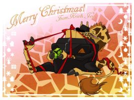 One Piece. Merry Christmas. by jen-and-kris