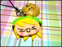 OC + Cookie Strap by GrandmaThunderpants