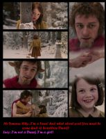 Mr. Tumnus by Lexxa24