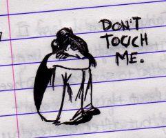 Don't touch me by Sybaris