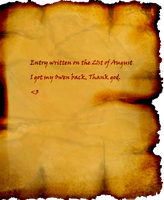 Lil's Diary - 26 by Anarth