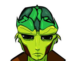 Thane K of Mass Effect by SLYKM