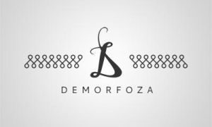 Demorfoza logo final by demorfoza