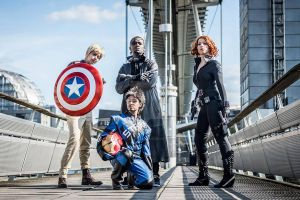 Avengers Assemble by royswordsman