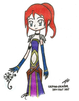 Lady Amell by GrandChaser