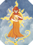 Homestuck - Seer of Light by Blue-Fishies
