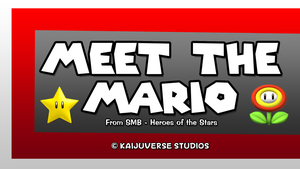 Meet The SMBHotS Mario Title Screen by KingAsylus91