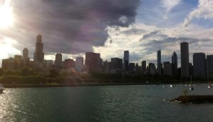 Storm's A'Brewing in Chicago by RaCzarina