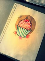 Cupcake by Hausofch
