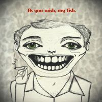 As you wish, my fish. by Vladm