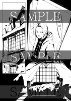 FMA - sample crop by doujinshi:BLIND by SBum102