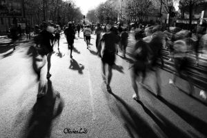 Shadow runners by OlivierLD