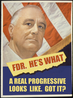 This Is What A REAL Progressive Looks Like by poasterchild