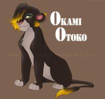 Okami_Otoko_Lionized by Emo-Hellion