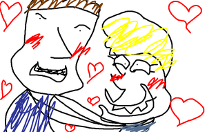 BEAVIS X BUTTHEAD by LUVKitty13