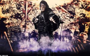 The Undertaker by TheAwesomeJeo