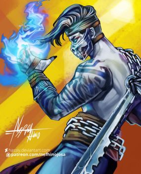 Killer Instinct: Shadow Jago by Hassly