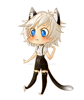 Quick Gaia Chibi by InuGurl107