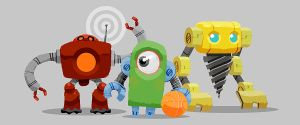 pocket bots by anjinanhut