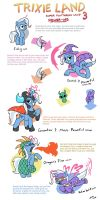 Trixie Land SFL3 - Powerup Concepts by DocWario