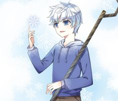 Jack Frost by sirenoy