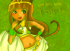 PAD: bastet by Perry-noid